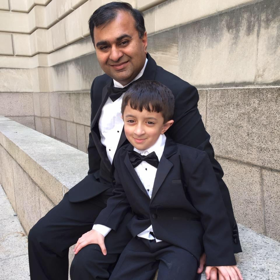 Interview Series: Dr. Neel Desai
