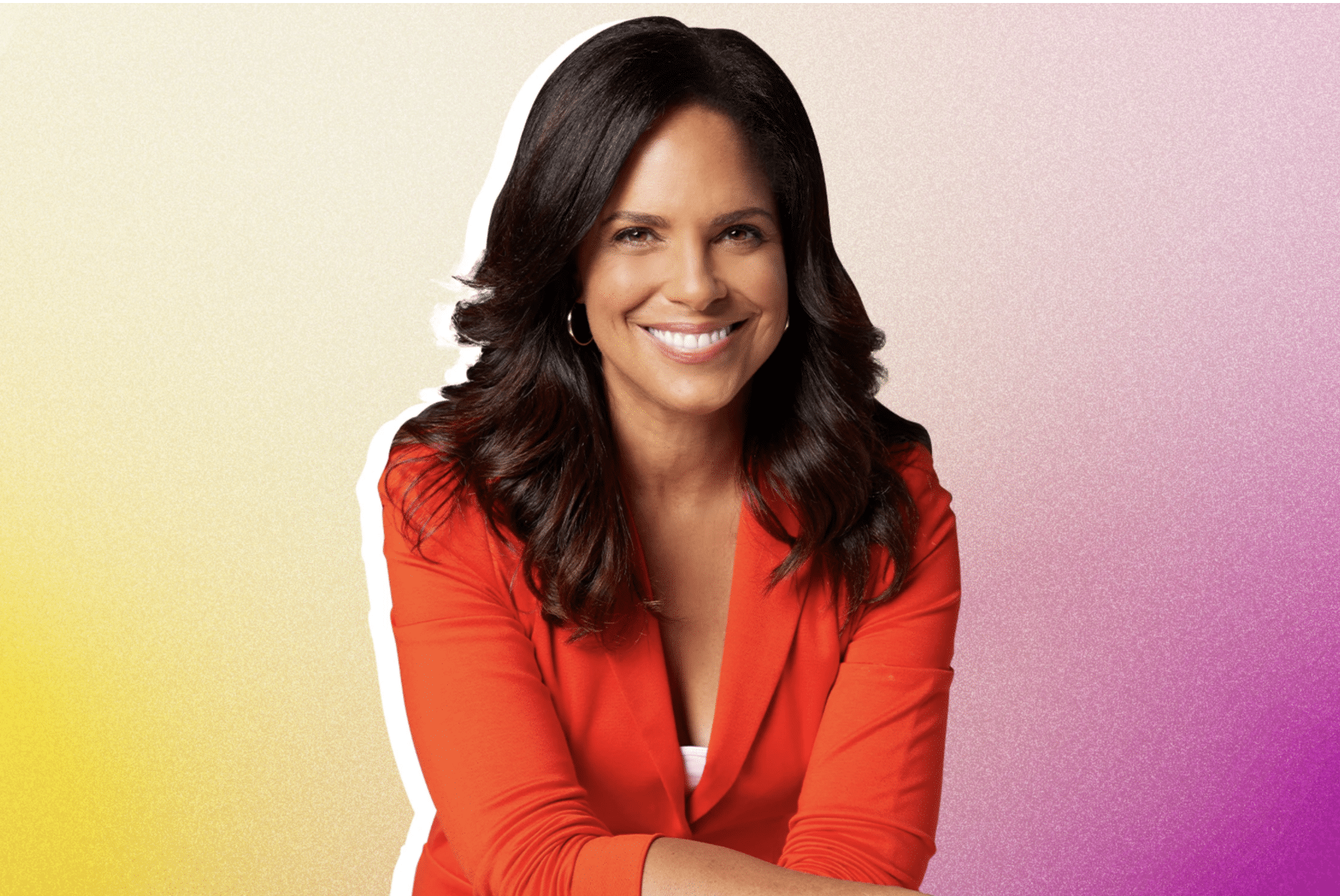 Us, Interrupted: How Soledad O'Brien Prioritizes Well-Being Amid COVID-19